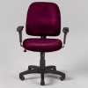 EUROTECH Newport Swivel Tilt Task Chair -- 4118019