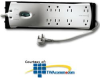 Legrand - On-Q Surge Protected Power Strip Module -- 364771-01 -- View Larger Image