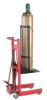 Cylinder Lift Truck,Gas,300 Lb Cap -- LLHPB
