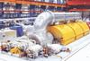 Steam Turbine SST-6000 (up to 1200 MW)