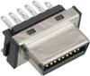 D-Shaped Connectors - Centronics -- H122606-ND
