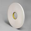 3M 4462 Double Coated Polyethylene Foam Tape White 0.5 in x 72 yd Roll -- 4462 WHITE 1/2IN X 72YDS