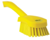 Color Coded Short Handled Stiff Hand Brush -- 61998 -- View Larger Image