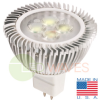 Los Angeles 2.0 MR-16 LED Light Bulb 4.5-Watt (4x Cree XB-D LEDs) -- LW10-LA2-037-WW