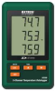 Temperature Datalogger, 3 Channel -- 5WYV8