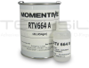 Momentive RTV664 Blue Moulding Silicone 500gm Kit -- MOSI07016 -- View Larger Image