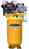 EMAX 7.5-HP 80-Gallon Two-Stage Air Compressor -- Model EP07V080V3-230