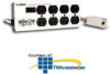 Tripp Lite 8 AC Outlet Surge Suppressor with Remote On/Off.. -- IB8RM