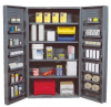 """Heavy-Duty All-Welded Storage Cabinets - 48"""" Wide - QSC-4IS-14DS - Image"""