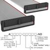 Rectangular Cable Assemblies -- A3DDH-4018G-ND -Image