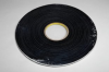 3M 4516 Black Single Sided Foam Tape - 1/4 in Width x 36 yd Length - 1/16 in Thick - 03305 -- 021200-03305 -- View Larger Image