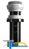 Astatic Omnidirectional Variable Line Level Output Button.. -- 210