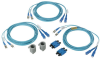 Fiber Cable Assemblies : Patch Cords, Interconnects and Pigtails : Duplex -- FR26S2-RSKIT