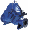Single-stage, Axially Split Volute Casing Pump -- Omega - Image