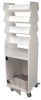 Tilted Safety Shelf Cart -- 51019