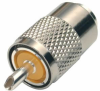 RF Coaxial Cable Mount Connector -- RFU-500
