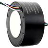 Customized Through bore Slip Ring Used in Military Equipment -- LPT060 - Image