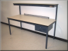 Overhead Shelf Economy Workstation -- F-103PE Series -- View Larger Image