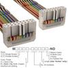 Rectangular Cable Assemblies -- M3UUK-1660K-ND -Image
