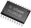 Integrated Full-Bridge Driver -- TLE8209-4SA