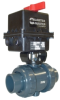 Fast Pack Type 21 Valve with Series 94 Electric Actuator -- 21179
