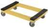 Lightweight Plastic Dolly -- T9H241345