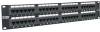 Cables To Go 48-Port Cat6 110 Patch Panel -- 37051