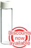 EP 40 mL TOC clear vial with cap & septa -- C-40C-TOC/LL