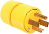 Gator Grip Plug, Yellow -- 1431