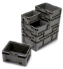 Straight Wall Stacking Container -- 53097