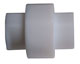 Reducing Coupling, PTFE, 3/8x1/8