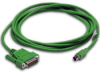 C-MORE PANEL TO MITSU FX24 8 PIN PORT, 3M, RS422C, SHIELDED CABLE -- EA-MITSU-CBL-1