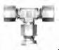 DIN Bite Type Tube Fitting - DSBT Swivel Adjustable Branch Tee - Image