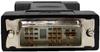 DVI Male Analog to HD15 Female Adapter -- 10DV-2A