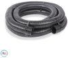 Chemical, Heat and Abrasion Resistant Flexible Hose -- P-987-180H - Image