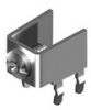 M3 Snap In PC Mount -Supplied w/Screw-Assembled -- 7695 - Image