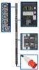 3-Phase Switched PDU, 27.6kW, 30 220/230V Outlets (24 C13, 6 C19), IEC309 63A Red (3P+N+E) 380/400V Input, 0U Vertical Mount -- PDU3XVSR6G63B
