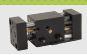 Pneumatic Grippers for Robotics -- 096-AGW-500-1 Parallel Gripper