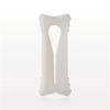 Slide Clamp, White -- 89329 -Image