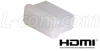 HDMI Dust Cover, Male, Pkg/10 -- CVRHD-M