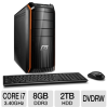 Acer Predator AG3610-UR10P Gaming PC - Intel Core i7-2600 3. -- PT.SHBP2.002
