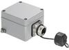 Passive Industrial Ethernet IP65 Junction Boxes / Connectors V1 - Metal Single Junction Box -- IE-OM-V01M-K11-1S