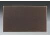 DIRT STOP OUTDOOR SCRAPER MAT 22X34 CHESTNUT6 -- MCO 29625 - Image