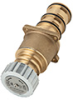 TempControl Thermostatic Mixing Valve Replacement Cartridge (Replaces 5-400NW) -- 6-400NW