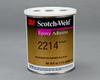 3M™ Scotch-Weld™ Epoxy Adhesive 2214 Regular Gray, 1 Quart, 2 per case -- 2214