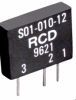 Passive 3 PIN SIP Delay Line, Surface Mount & Reg -- S01 Series