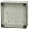 Enclosure, Transparent Cover With Knock-Out Base -- MNX UL PCM 125/60 T -Image