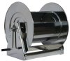 Stainless Steel Hand Crank Hose Reels -- HS37000 L - Image