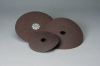 Standard Abrasives 530208 Coated A/O Aluminum Oxide AO Fiber Disc - Medium Grade - 120 Grit - 7 in Diameter - 7/8 in Center Hole - 30 mil backing - 33430 -- 051115-33430