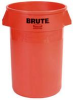 Rubbermaid Brute® 44-Gallon Container - 2643 (Red) -- RM-2643RED